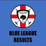 BLUE LEAGUE – March 3rd 2020 – RESULTS