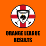 ORANGE LEAGUE – March 7th 2020 – RESULTS