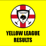 YELLOW LEAGUE – Mar 10th 2020 – RESULTS
